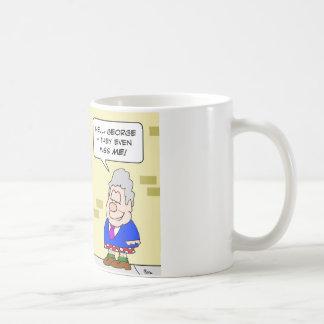 miss me yet clinton bush obama coffee mugs