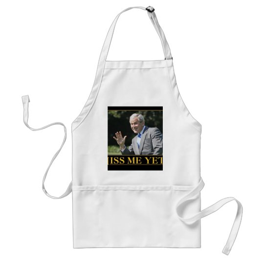Miss Me Yet? George W. Bush Standard Apron