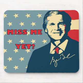 MISS ME YET Mousepad