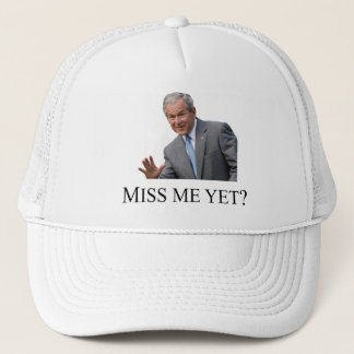 Miss Me Yet? White Hat