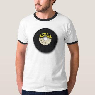 Miss Molly 45rpm vinyl record shirt