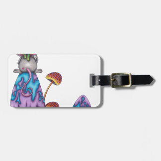 Miss Mouse -coloured Bag Tag