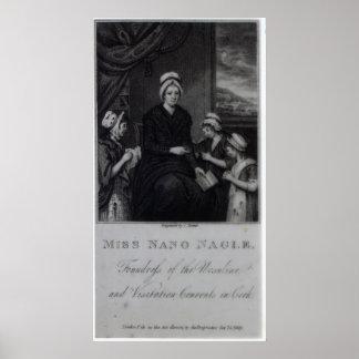 Miss Nano Nagle, 1809 Poster