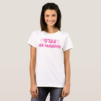 Miss New Hampshire T-Shirt