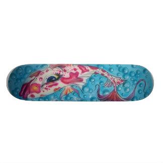 Miss Phish 21.3 Cm Mini Skateboard Deck
