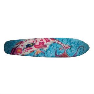 Miss Phish Skate Board Deck