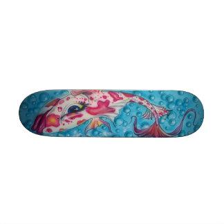 Miss Phish Custom Skateboard