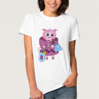 Miss Piggy loves shopping Shirt