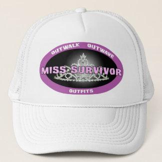 Miss Survivor Hat