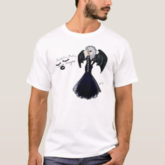"Miss Terra Trayne:  Virtual Drag Queen ""Autograph"" T-Shirt"