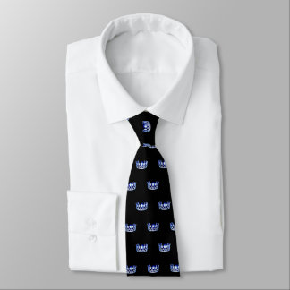 Miss USA Blue Crown Men's Tie