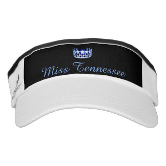 Miss USA Blue Crown Visor  Hat