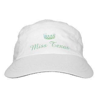 Miss USA Green Crown Baseball Cap