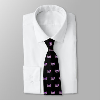 Miss USA Orchid Crown Men's Tie