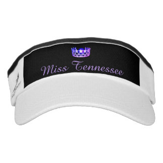 Miss USA Purple Crown Visor  Hat