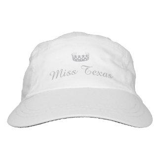 Miss USA Silver Crown Baseball Cap