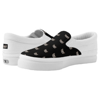 Miss USA Silver Crown ZipZ Slip On Shoes