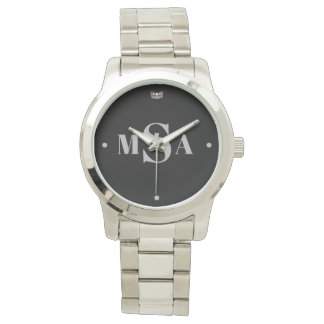 Miss USA style Custom Men's Crown Watch