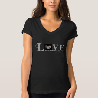 Miss USA style Love Who You Are Women's Top