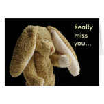Miss you bunny