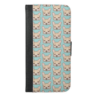 Miss You Frenchie iPhone 6/6s Plus Wallet Case