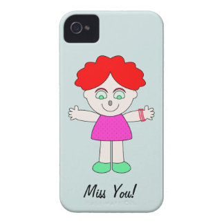"""""""Miss You"""" Iphone Case"""