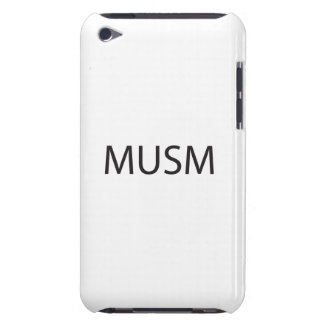 Miss You So Much ai Case-Mate iPod Touch Case