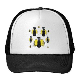 """""""Missile Wings"""" Trucker Hat"""