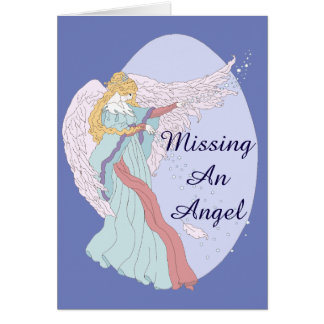 Missing An Angel Card