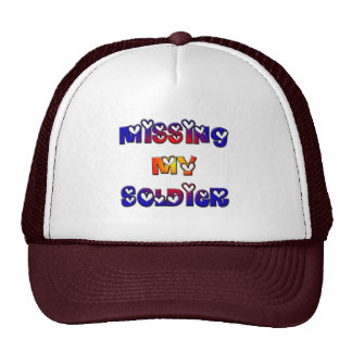 Missing my Soldier Cap