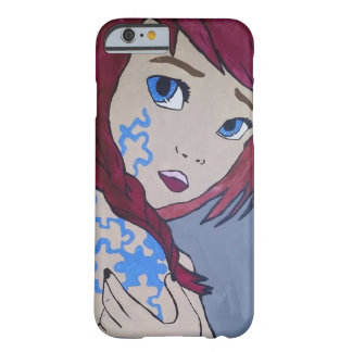 Missing Pieces Barely There iPhone 6 Case