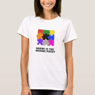 Missing Puzzle Tee