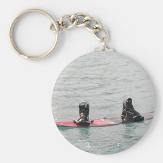 Missing Wakeboarder Keychain