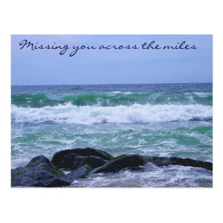 Missing you/ Any Occasion_Postcard Post Cards