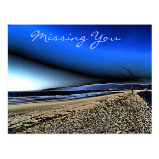 Missing You/ Any Occasions_Postcard Post Card