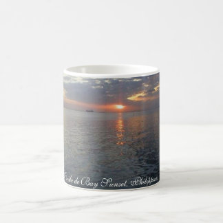 Missing You ! Manila de Bay Sunset - Morphing Mug