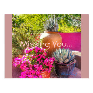 Missing You Post Cards