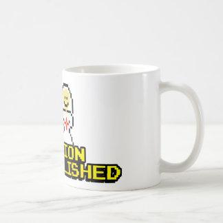 """Mission Accomplished"" Marriage (8-bit) Coffee Mug"