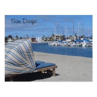 Mission Bay- San Diego Postcard
