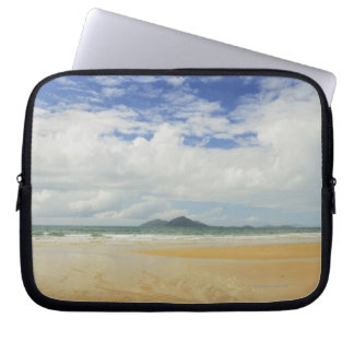 Mission Beach and Dunk Island Laptop Sleeve