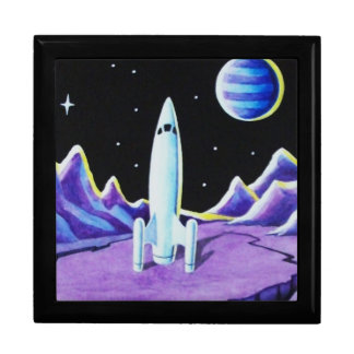 MISSION CONTROL LARGE SQUARE GIFT BOX