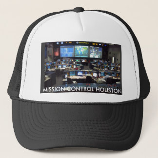 Mission Control Shuttle, MISSION CONTROL HOUSTON Trucker Hat