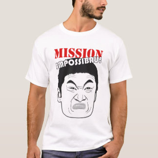Mission Impossibru! T-Shirt
