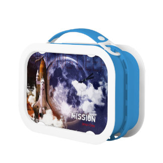 Mission Jesus One Lunch Box