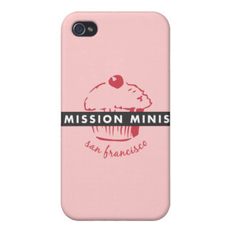 Mission Minis Covers For iPhone 4