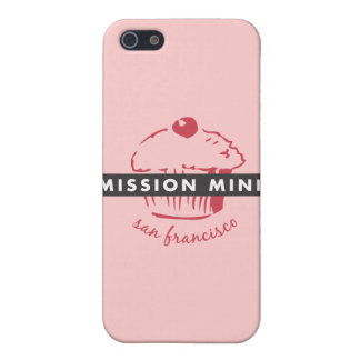 Mission Minis iPhone 5 Cover