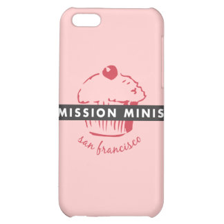 Mission Minis Cover For iPhone 5C