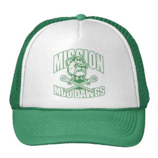 Mission Mud Dawgs Trucker Snapback Cap