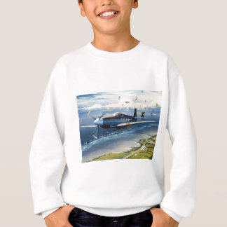 Mission Over Normandy by William S. Phillips Tshirt