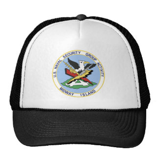 Mission Patches - Their Source and Meaning Trucker Hat